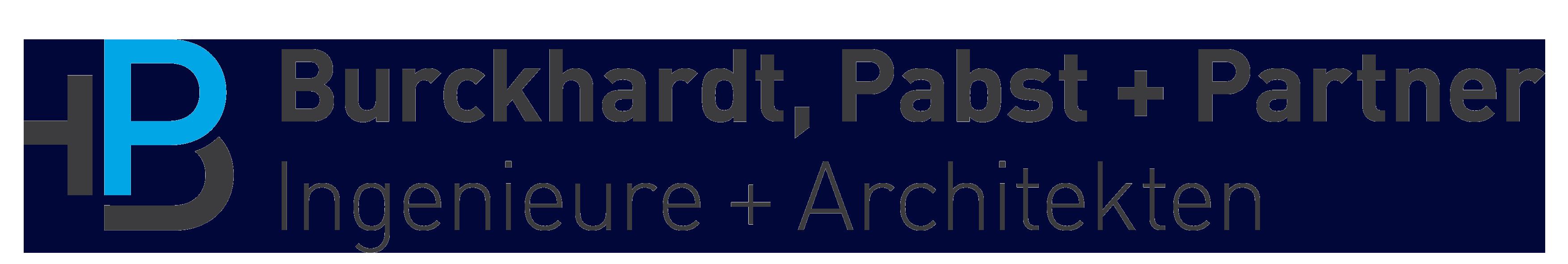 Burckhardt, Pabst + Partner Ingenieure + Architekten