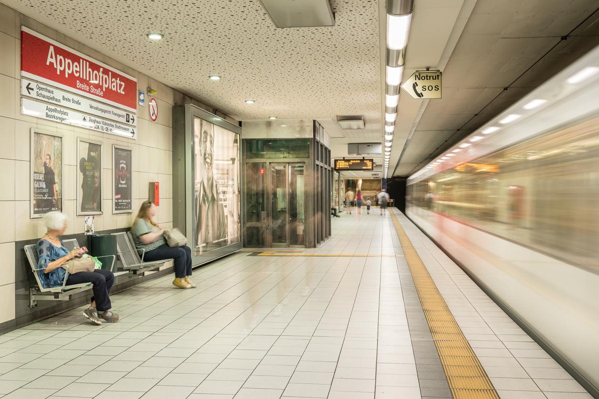 KVB_Appellhofplatz_8760