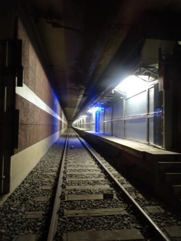 U-Bahnstation Dom-Römer